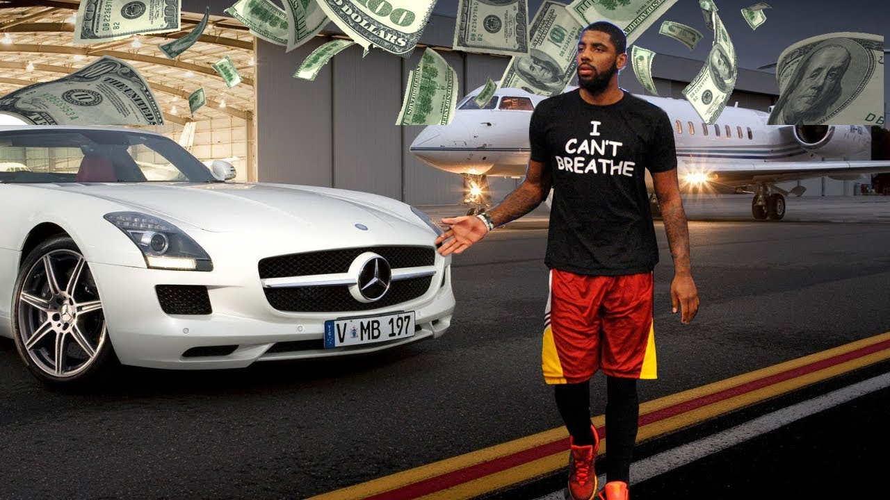Kyrie Irving - Rich Life, Net Worth, Cars and House 2018 - YouTube