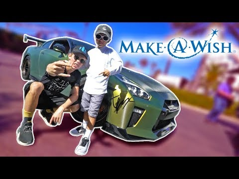 "Thumbnail: Not Your Average ""Make A Wish"" Day!"