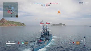 Arizona & Nagato  World Of Warships Legends PS4