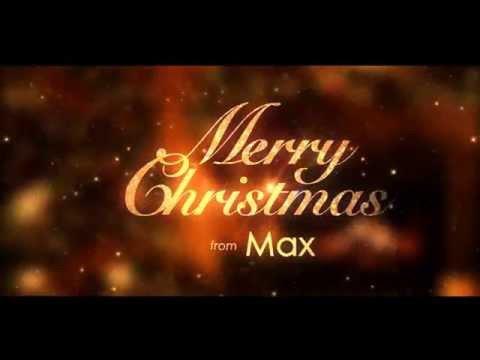 Merry Christmas - Frohe Weihnachten! (v1) von Max - Xmas Sound Effects 4k!