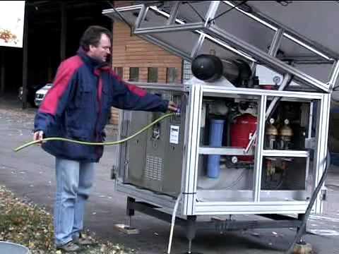 Maquina desalinizadora de agua ecuador youtube - Maquina de agua ...