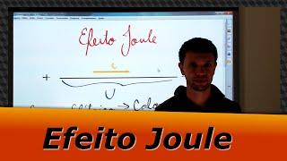 Efeito Joule – O Resistor Transforma a Eletricidade em Calor, eis o Efeito Joule