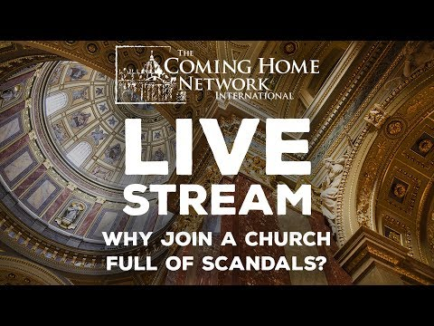 CHN Livestream - Why join a Church full of scandals?
