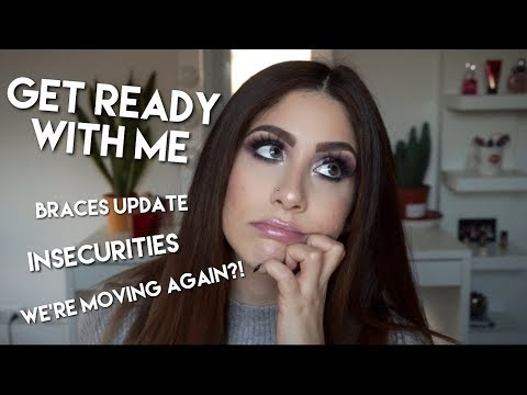 Chatty Get Ready With Me | Braces Update & Life Update ish