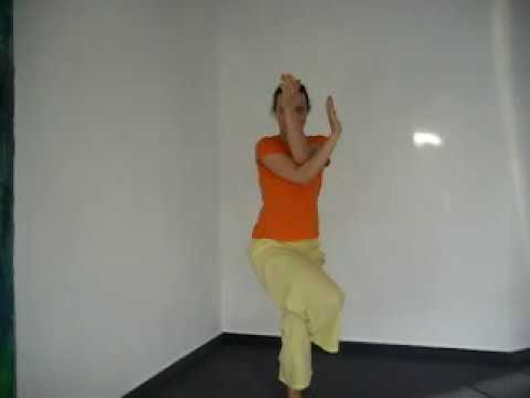 Adler Yoga Ubung Zum Mitmachen Youtube