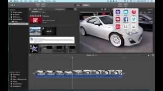 iMovie Tutorial 2015 - Exporting iMovie HD Video to Desktop