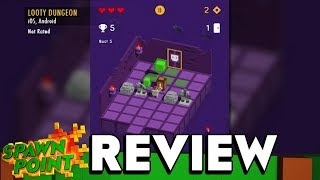 Looty Dungeon, Skyforce: Reloaded, and Asphalt 8: Airborne | Game Review
