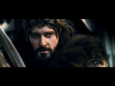 Trailer do filme O Hobbit: A Batalha dos Cinco Exércitos