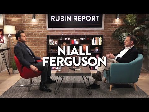 Niall Ferguson: Intellectual Dark Web, Brexit, and Trump (Full Interview)