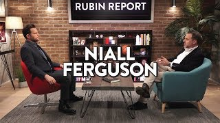 Niall Ferguson: Intellectual Dark Web, Brexit, and Trump (Full Interview)
