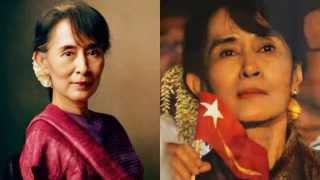 A Song For Aung San Suu Kyi, Mi Nge by Khin Mg Toe