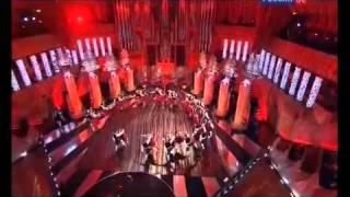 Новогоднее шоу 2013 Ансамбль танца Игоря Моисее...
