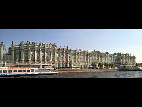 Petrohrad řeka Něva