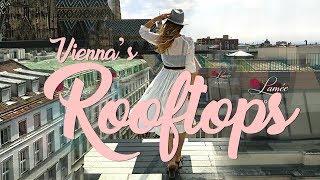 BEST ROOFTOP BARS in VIENNA (Whisperocity travel app)