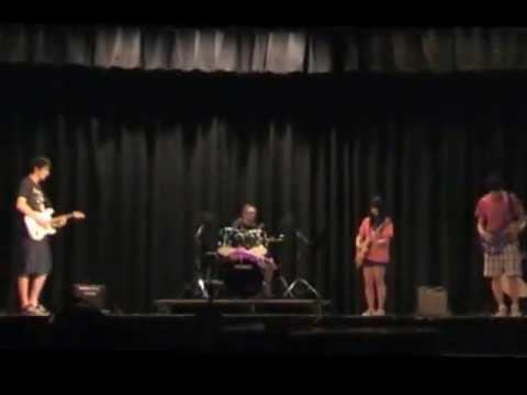 The Narwhals play the Roselle Park High School Talent Show, 6/2013