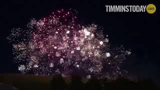 Stars and Thunder fireworks