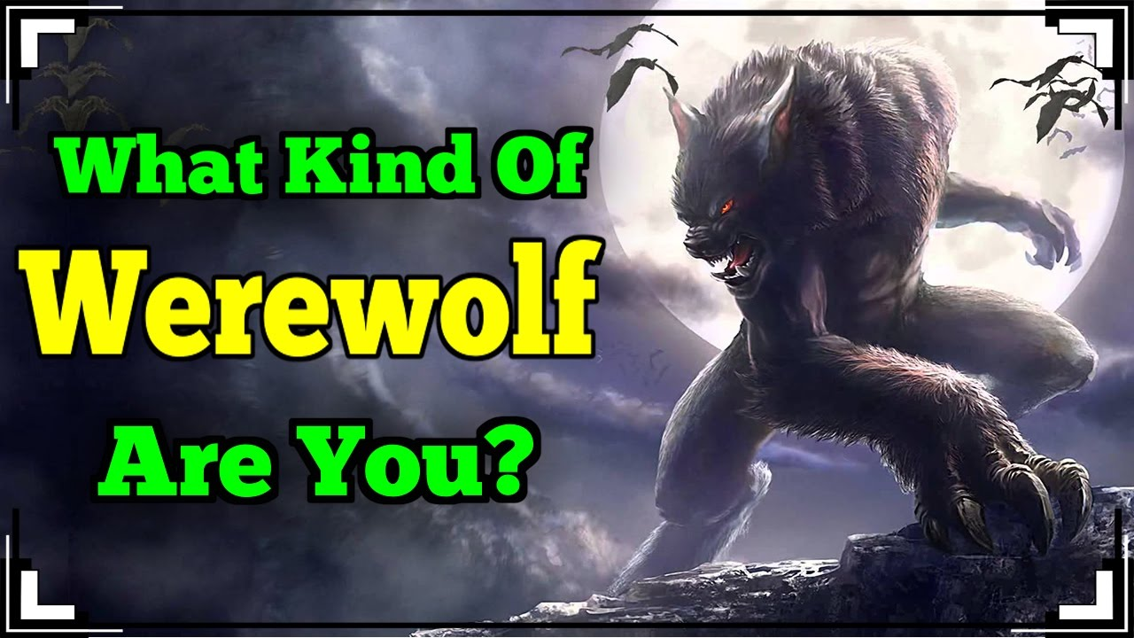 which werewolf are you