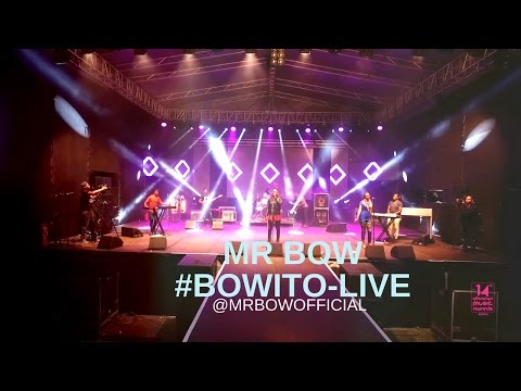 MR BOW-BOWITO-LIVE(XMA14, GIYANI,SOUTH AFRICA)