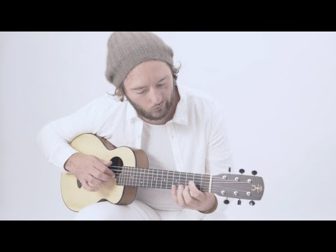 Alan Gogoll〈Grizzly Caterpillar〉|aNueNue S10 Feather Bird|Fingerstyle/Nylon Strings/Travel Guitar
