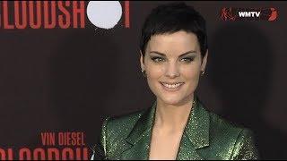 Jaimie Alexander Arrives At 'bloodshot' Los Angeles Film Premiere