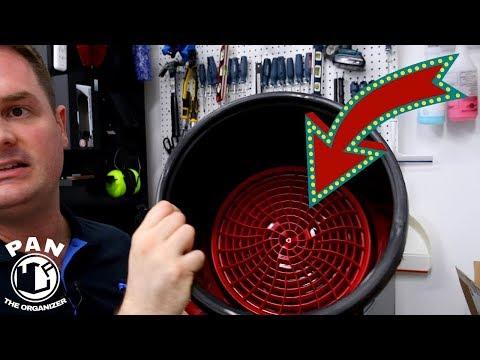 The Detail Guardz Turbine Dirt Lock bucket filters! Great innovation!