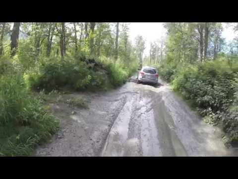 Alaska: Off-Road Trapped!