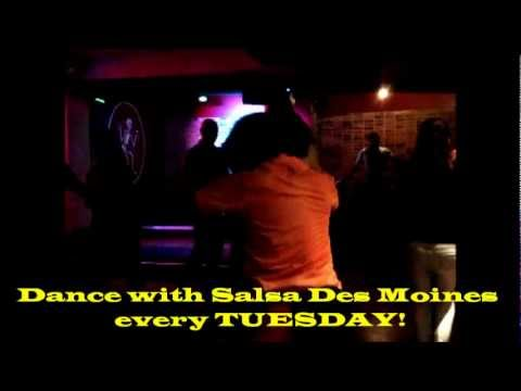 Salsa On2uesdays @ the Underground Promo Des Moines, IA