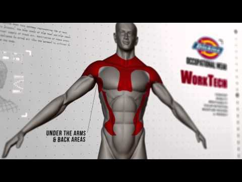 Dickies® WorkTech Premium Performance Shirt From G&K Services