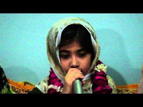 Qariya reciting Naat.MP4
