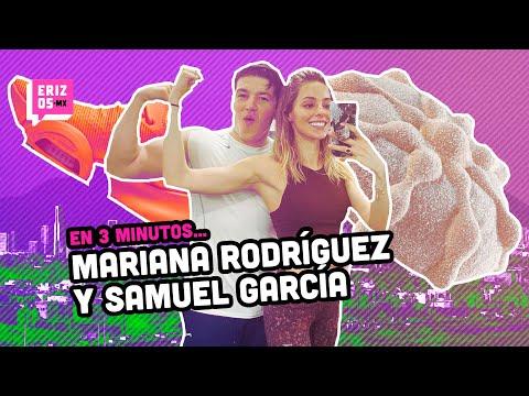 Mariana Rodríguez y Samuel García en 3 minutos... | Erizos