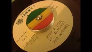 Pad Anthony - Ruff A Them