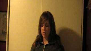 Sara Walsh Audition Tape