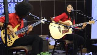 Endah N Rhesa  - monkey song live