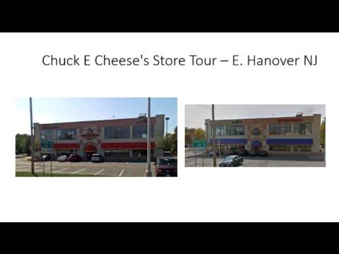 Big Cheese Chuck E Cheese Tour