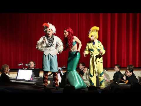 Disney's The Little Mermaid: Dinglehopper! Performed by Delaware Valley High School Drama Club