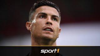 Cristiano Ronaldo löst Unruhe bei Juve aus   SPORT1 - DER TAG