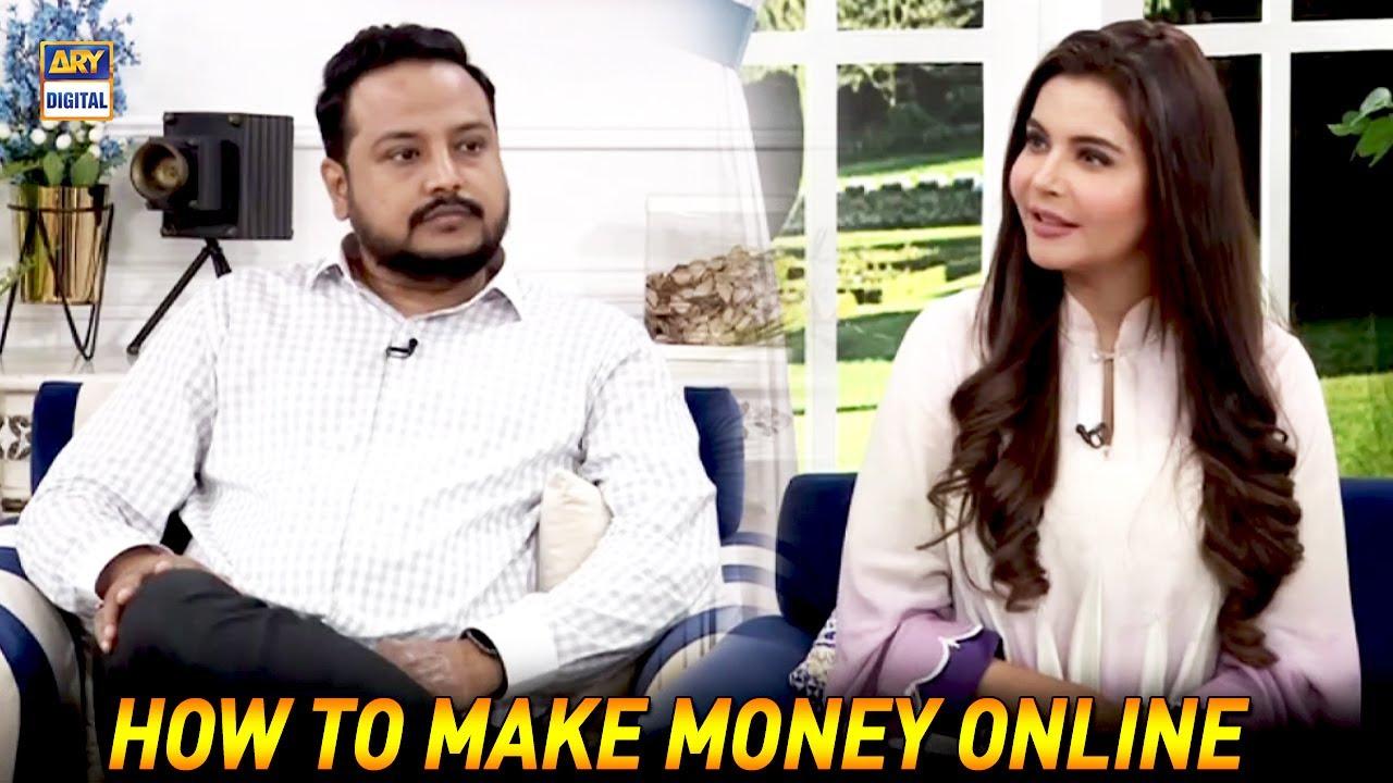 How To Make Money Online? Huzaifa Ali | Ecommerce Success Pakistan