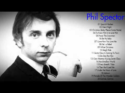 Phil Spector Greatest Hits Collection || The Very Best of Phil Spector
