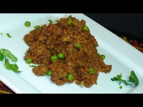 How to make keema kheema matar indian minced meat with green how to make keema kheema matar indian minced meat with green peas recipe forumfinder Gallery