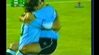 2002 (February 13) Uruguay 2-South Korea 1 (Friendly).avi