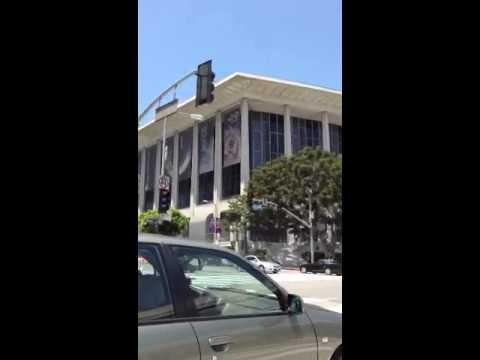 Music Center Downtown LA