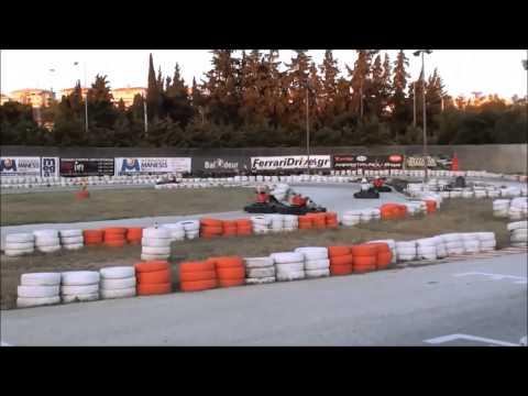 Το ατύχημα της χρονιάς  2014 ( υποψηφιότητες ) F1 Fans Kart Challenge Athens ® 2014
