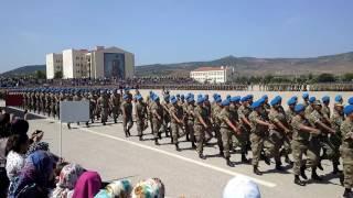 İzmir Foça 20.Dönem Jandarma kursiyer mezuniyeti töreni