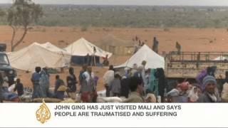 UN warns of continued humanitarian need in Mali