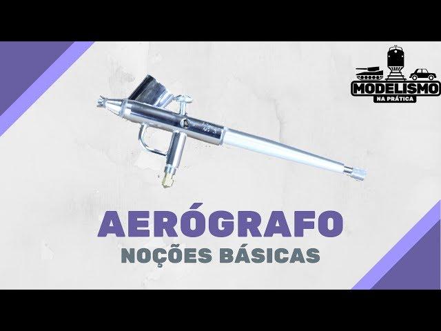 NOÇÕES B�SICAS DE AERÓGRAFO