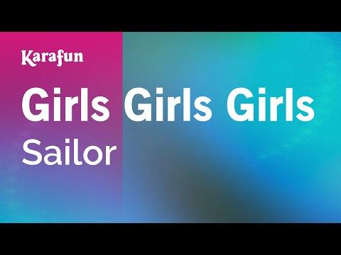 Karaoke Girls Girls Girls - Sailor *