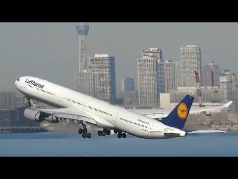 Plane Spotting 2017 - Tokyo Haneda Airport 羽田空港