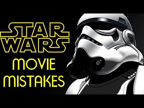 10 Biggest STAR WARS MISTAKES You Missed |...