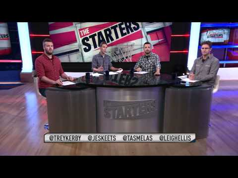 NBA Season Preview Part 3 – The Starters