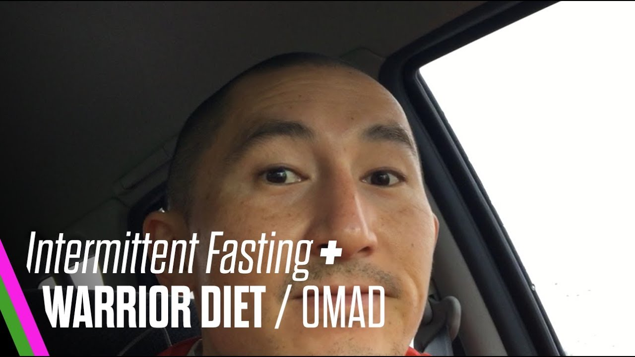 20/4 Intermittent Fasting: Ultimate Guide To Warrior Diet